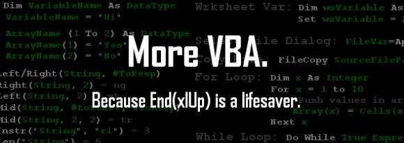 VBA Header2