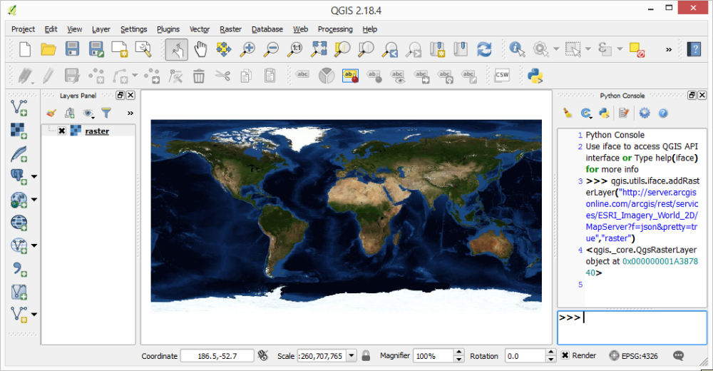 Python: How to Loop Functions in QGIS – gifGuide2Code