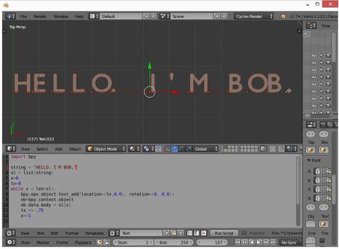 I'm Bob