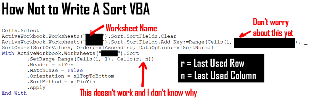 VBA: What is a Range Object? – gifGuide2Code