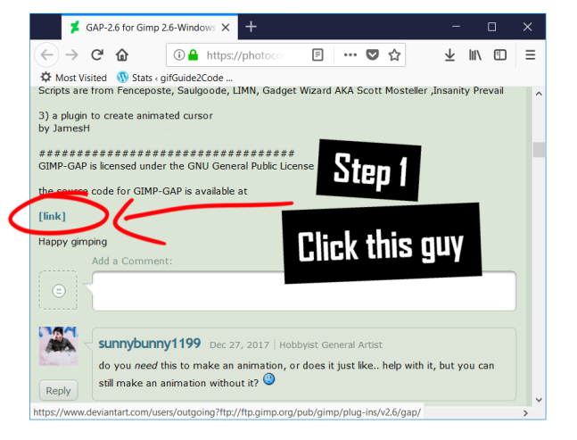 How to Install GAP for Gifs – gifGuide2Code