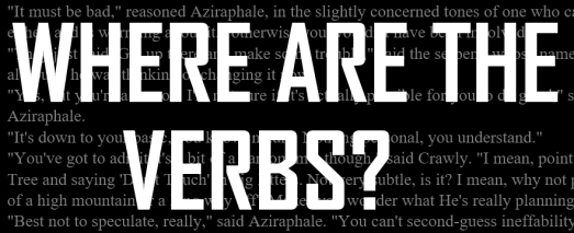Where are the verbs?
