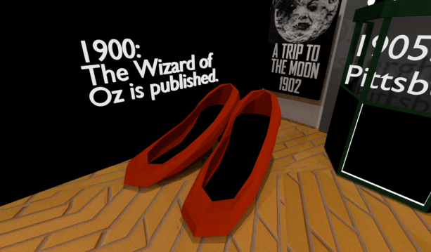 1900: The Wizard of Oz