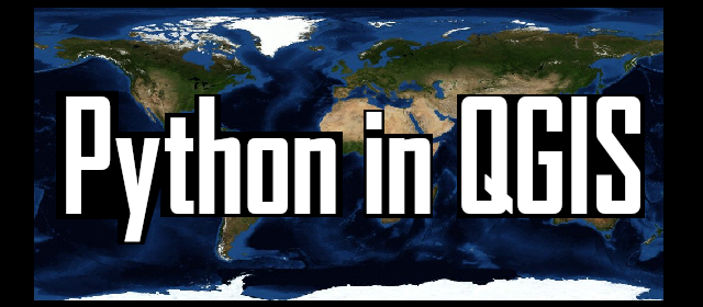 Python in QGIS