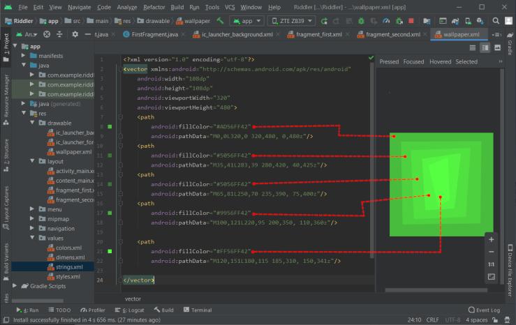 XML_Wallpaper